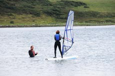 Rusheen Bay Windsurfing School